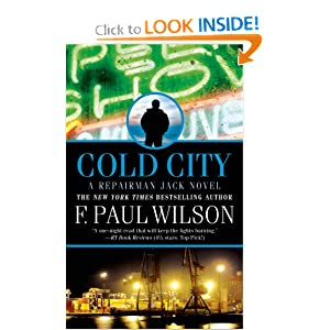 Cold City (Repairman Jack: Early Years Trilogy) by