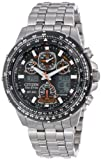 "Citizen Mens JY0010-50E Eco-Drive ""Skyhawk A-T"" Titanium Watch"
