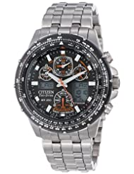 Citizen Men's JY0010-50E Eco-Drive Skyhawk A-T