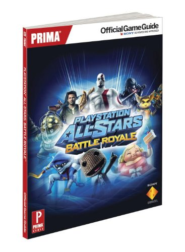 PlayStation All-Stars Battle Royale: Prima Official Game Guide