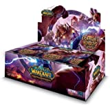 World of Warcraft TCG WoW Trading Card Game Aftermath Crown of the Heavens Booster Pack