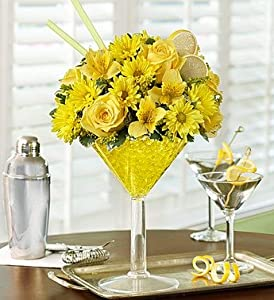 1-800-Flowers - Lemon Martini Bouquet - Large By 1800Flowers