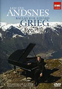 Ballad for Edvard Grieg [DVD] [Import]