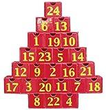 アドベントカレンダー クリスマスツリー 60g