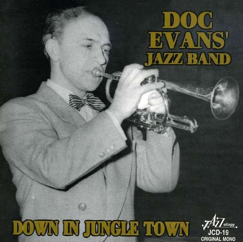 Down in Jungle Town by Doc Evans