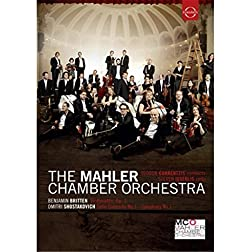 Teodor Currentzis Conducts Mahler Chamber Orchestra