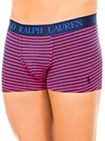 Ralph Lauren Bóxer Classic (Rojo / Azul)