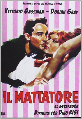 Il Mattatore (El Estafador) [DVD]