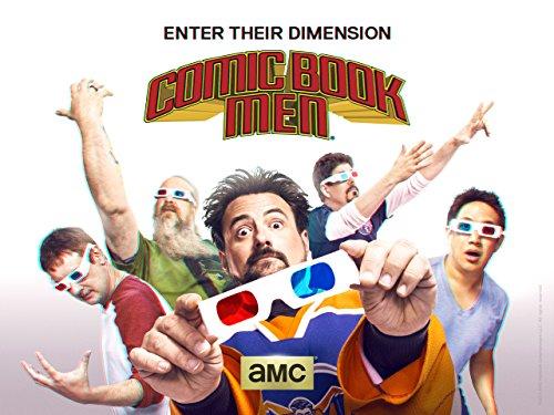 The Return of Comic Book Men