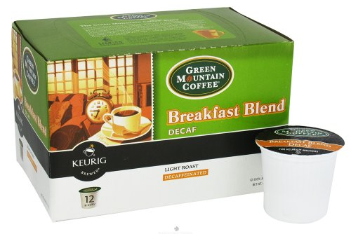 Green Mountain Coffee, Breakfast Blend Decaf