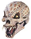 Rattler Reptile Evil Snake Scray Latex Adult Halloween Costume Mask