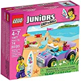 Lego Juniors - 10677 - Jeu De Construction - L'excursion À La Plage