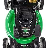 21 in. High Wheel Push Gas Lawn Mower wi...