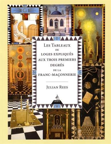 Les tableaux de loges expliqués aux trois premiers degrés de la franc-maçonnerie