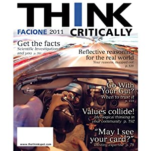 THINK Critically | [Peter Facione]