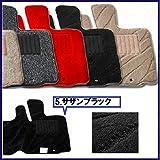 厚みをお求めの方におすすめ【マツダ】デミオ DJ系 平成26年9月? ■ハイクラス絨毯マット(サザンブラック)■ 純正仕様・日本製