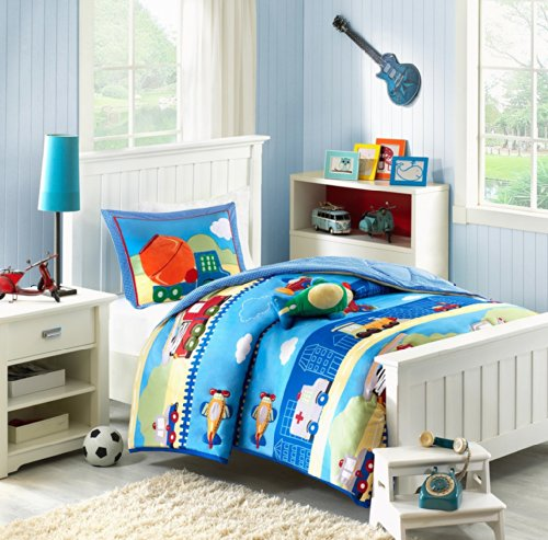 Airplane Bedding For Boys front-526909