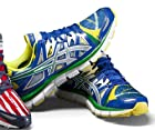 Womens Asics Gel-blur33 2.0 Brazilian Running Shoes 8.5