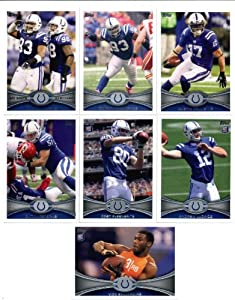 2012 Topps Indianapolis Colts Team Set (Sealed) - 14 cards including Andrew Luck RC,... by 2012 Topps