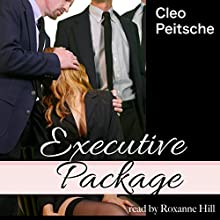Executive Package: Office Toy, Book 6 Audiobook by Cleo Peitsche Narrated by Roxanne Hill