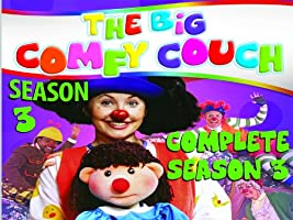 The Big Comfy Couch - The Complete Third Season