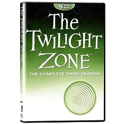The Twilight Zone: The Complete Third Season