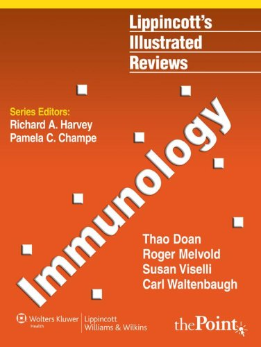 Immunology (Lippincott's Illustrated Reviews Series)