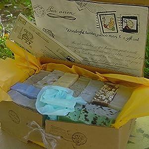 Artisan - Wonderful Twelve Piece Gentleman's Handmade Soap Gift Set
