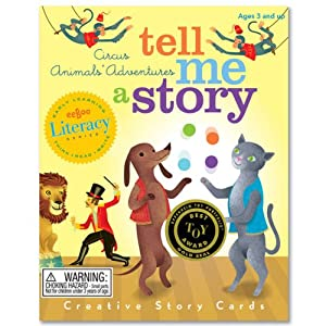 Circus Animals Adventures: Tell Me A Story
