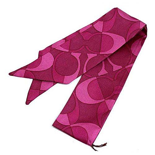 (コーチ)COACH スカーフ ポニーテールスカーフ [アウトレット品]f83971[並行輸入品]