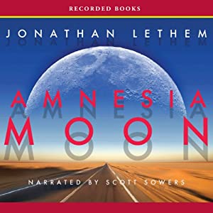 Amnesia Moon Audiobook