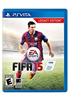 FIFA 15 - PlayStation Vita from Electronic Arts