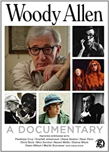 NEW Woody Allen: A Documentary (DVD)