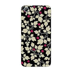 Garmor Designer Silicone Back Cover For HTC Desire 530