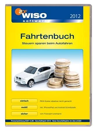 WISO Fahrtenbuch 2012