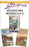 Love Inspired August 2014 - Bundle 2 of 2: The Amish Nanny\Blue Ridge Reunion\Lone Star Hero