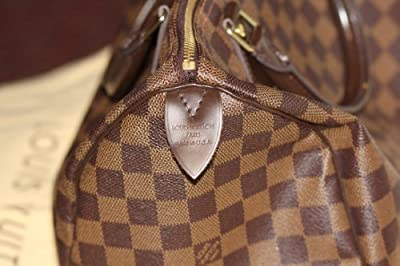 Louis Vuitton Damier Canvas Speedy 30