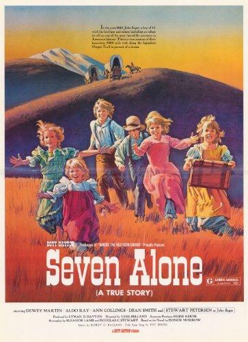 Seven Alone Cover