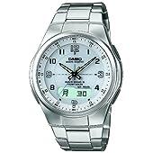 [カシオ]CASIO 腕時計 WAVE CEPTOR ウェーブセプター タフソーラー 電波時計  MULTIBAND 6 WVA-M600D-7AJF メンズ