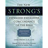 The New Strongs Expanded Exhaustive Concordance oby James Strong