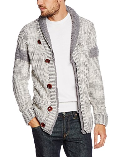 hope-n-life-gregory-gilet-homme-ecru-large-taille-fabricant-l