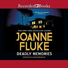 Deadly Memories Audiobook by Joanne Fluke Narrated by Alyssa Bresnahan