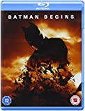 Batman Begins [Blu-ray] [2005] [Region Free]