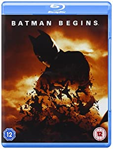 Batman Begins [Reino Unido] [Blu-ray]