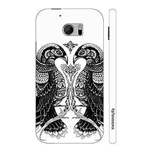 Enthopia Designer Hardshell Case Egyptian Birds Back Cover for HTC One M10