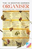 img - for Twelve Months Garden Organiser by H.G.Witham Fogg (1991-03-05) book / textbook / text book