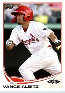 2013 Topps Pro Debut Baseball Card # 178 Vance Albitz Memphis Redbirds (Prospect... by 2013 Topps Pro Debut