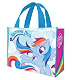 Vandor 42273 My Little Pony Rainbow Dash Recycled Shopper Tote, Large, Multicolor