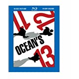 Ocean&amp;#39;s Trilogy (Ocean&amp;#39;s Eleven / Ocean&amp;#39;s Twelve / Ocean&amp;#39;s Thirteen) [Blu-ray]