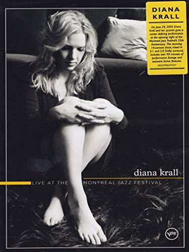 DVD : Diana Krall - Diana Krall: Live at the Montreal Jazz Festival